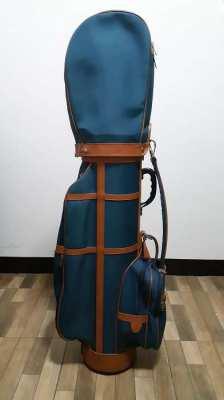 leather golf  bag - TOUGH LITE