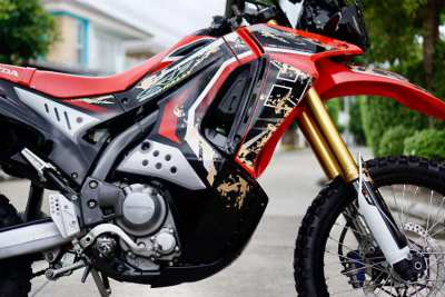 [ For Sale ] Honda Crf250 Rally H2C 2017 only 5,2xx km...!!!