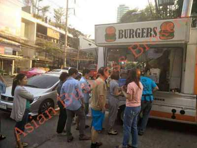 0149919 Recently Closed Foodtruck Business for Sale Bangkok