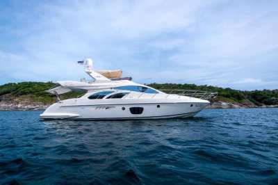Azimut 55 Yacht  (Year 2007)