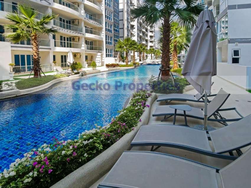 1 bed 1 bath Corner unit Condo for sale in The  Central Pattaya
