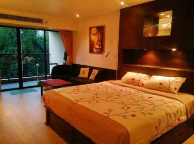 Studio for Sale&Rent @ Nova Mirage. 1.89 mln.baht