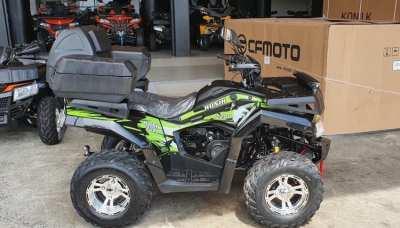 New Z200 ATV with Big box Backrest .