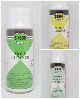 ฺBINSON Cleaner spray