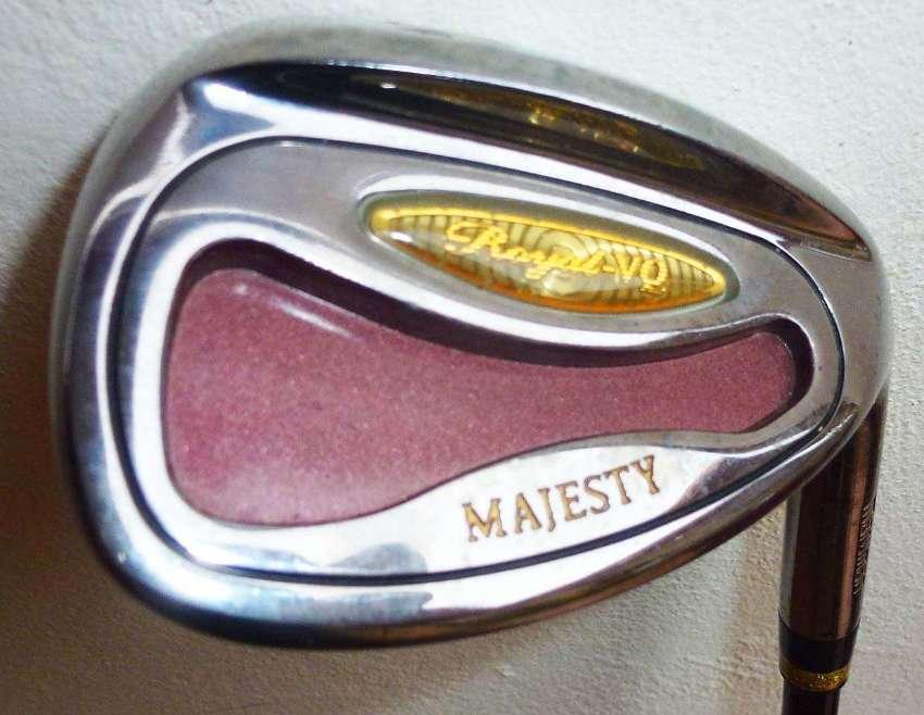 Maruman Majesty Royal VQ full set of irons