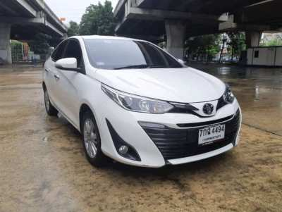 Toyota Yaris Ativ 1.2 G auto 2018