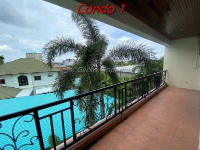 6 bed 11 bath Hot Sale! Condo for sale in Central Pattaya