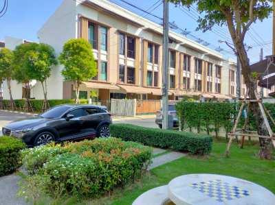 Sale Town Home named Ban Kang Muang , Kullaprapruk In Buildings includ