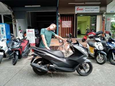 Honda PCX 150 or NMax 155 just 999 a week