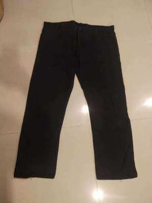 """M&S Mens Size 44"""" Black Jeans"""