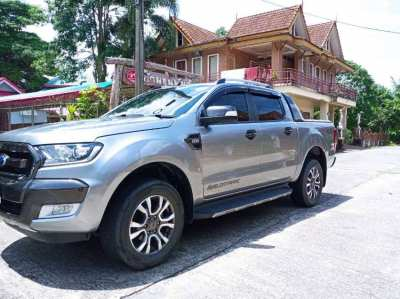 Ford ranger wildtrack 4wd