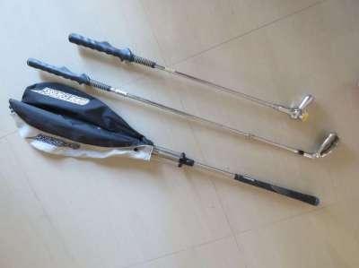 Golf swing Aid Clubs
