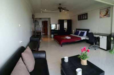 Condo - Sombat Pattaya, 11. floor, Seaview