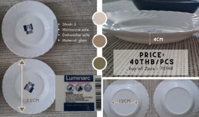 Plates / Cuttlery Set / Dinnerware