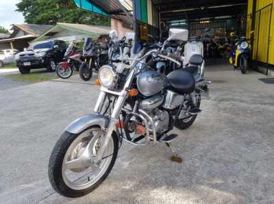 Honda phantom200 cc