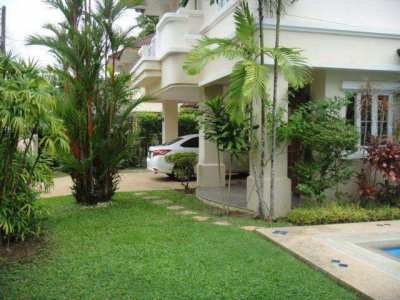 House for sale Land & house park chalong private Swimming Pool Garden