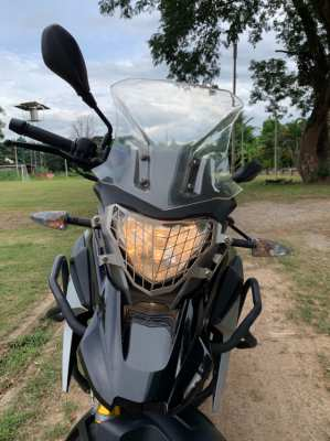 BMW G310GS for shorter people