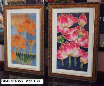 4 Piece Print Set - Quality Frames