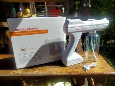 Nano Sanitizer Spray Gun, New