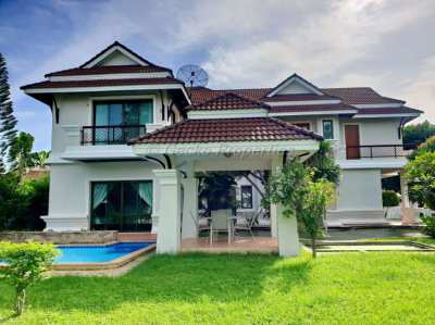 4 bed 4 bath with Private Pool House for rent in East Pattaya