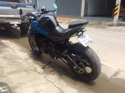 Cf moto 400 nk , 2019 , 8.000 Kms  , tbe , Pattaya , 62.000 bahts