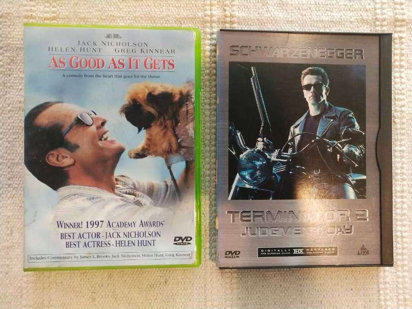 English language DVD's Some With Thai Subtitles