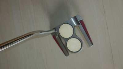 Odyssey Golf Putter F7 2 ball Mallet
