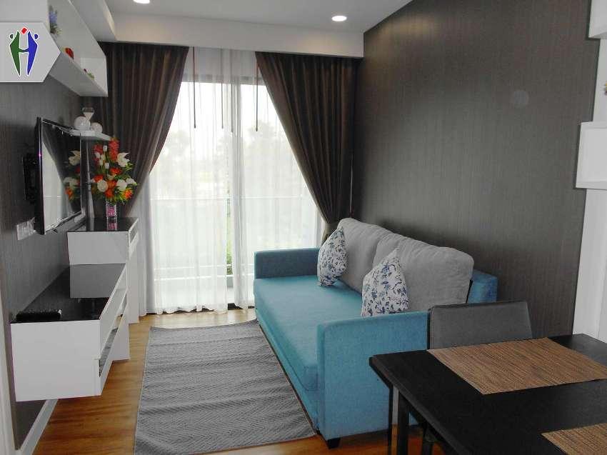 Condo Dusit for Rent at Jomtien Pattaya 1bedroom,  1bathroom.