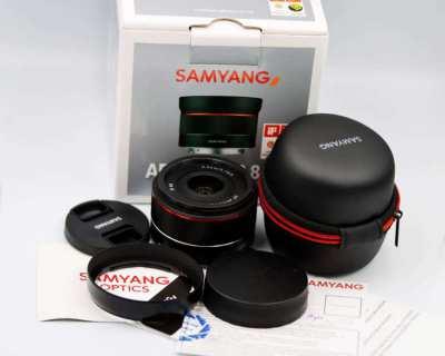 Samyang AF for Sony FE 24mm f2.8 Lens in Box