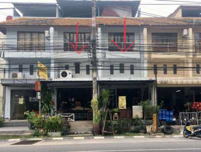 Two connecting Commercial Buildings in Chaweng Koh Samui for sale