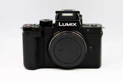 Panasonic Lumix DC-G100 4K Vlogger Wi-Fi, Bluetooth Black Body, G100