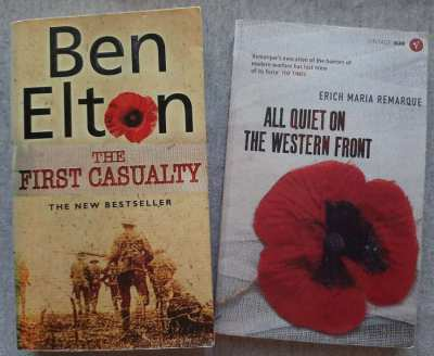 WWI - The First Casualty / All Quiet On The Western Front