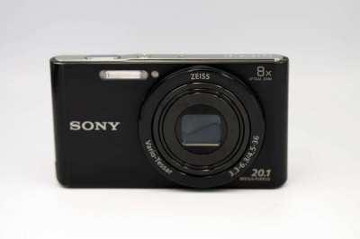 Sony W830, 20.1MP (25-200mm Carl Zeiss Vario-Tessar lens)