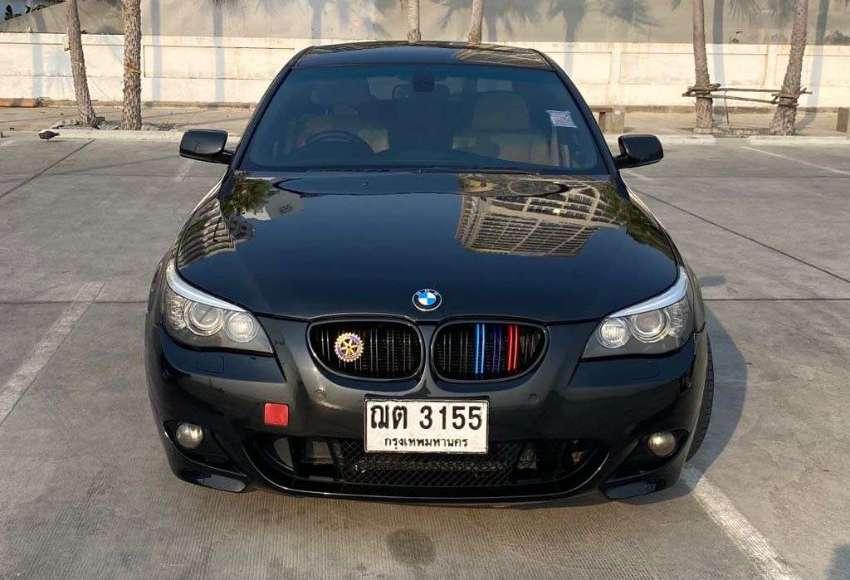 ด่วน: รถบ้านสภาพเยี่ยม BMW 525i Sport, E60, Body M Type (6 Cylinders)
