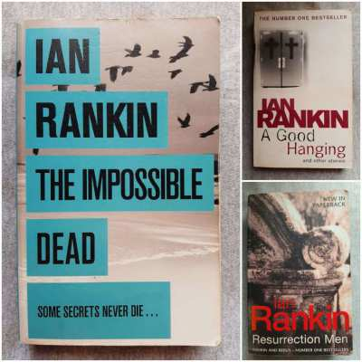 DI Rebus - Novels and Short Stories from the skilful Ian Rankin