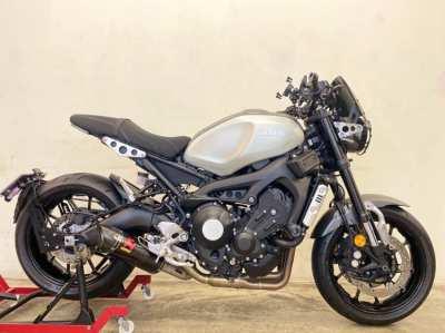 XSR-900 2018 GRAY (import)