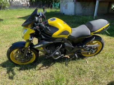 Sell Kawasaki Er6n 2014