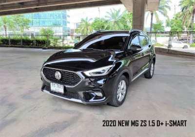 MG ZS 1.5 D+ i-Smart 2020