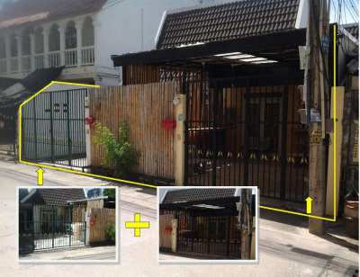Pattaya City 2 Connected Bungalows for Sale