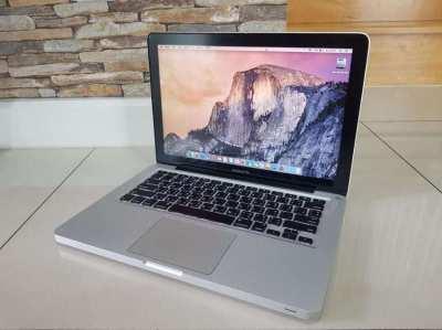 MacBook Pro 13-inch LATE 2011 / Core i5 /RAM 8GB /SSD 120GB /HD Graphi