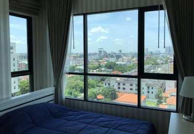 For rent 2 bedroom fully furnished KnightsBridge Collage Ramkhamhaeng