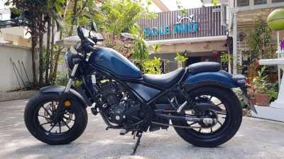 HONDA REBEL 300 cc