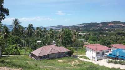 Sea View Land Ban Rak Koh Samui