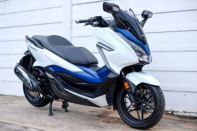 Honda Forza 300 2019