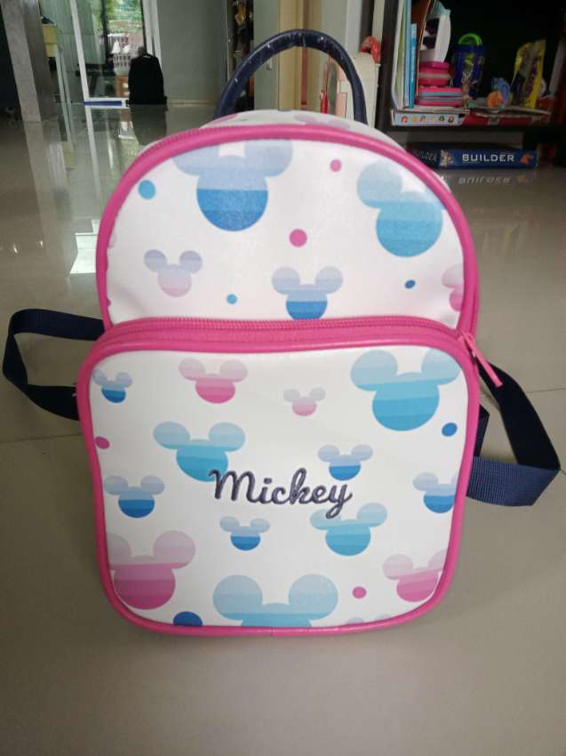 Mickey Mouse Rucksack - Reduced to 100 THB!
