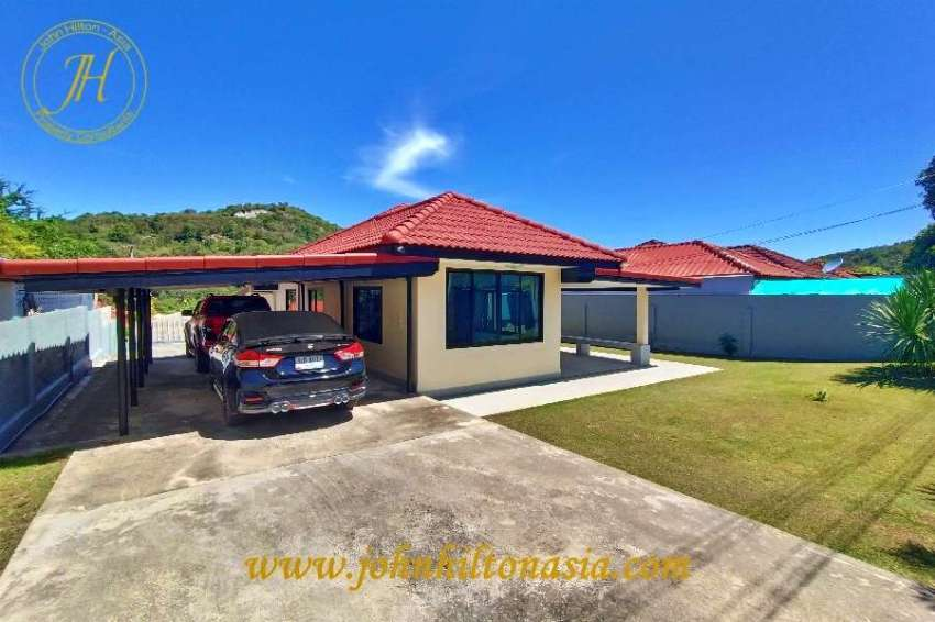 2 bed villa with owner finance in Hua Hin area