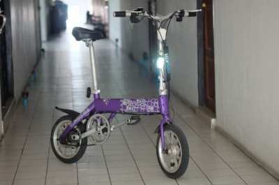 Electric Bike (bicycle) Bagon BG-Lithium II