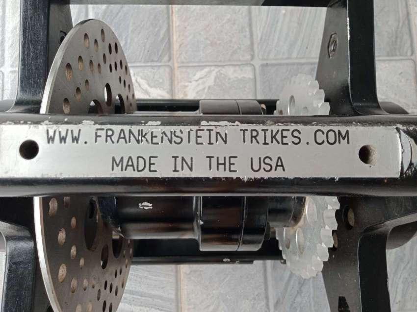 Trike Conversion Kit By Frankenstein
