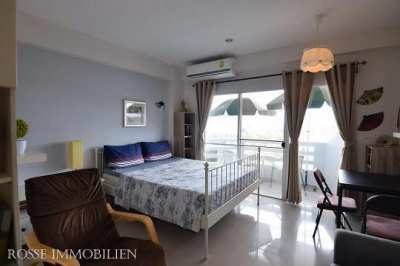 Apartment for sale 1 bedroom 1 bathroom, next to the beach, sea view