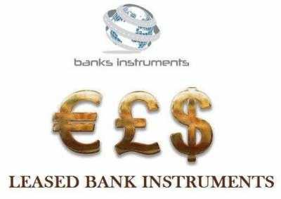 SBLC/BG/MT760,Financing & Loan/Credit,Monetization Of Bank Instruments